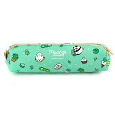 Moongs Delicious Treats Pencil Pouch-Mint Green