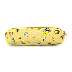 Moongs Delicious Treats Pencil Pouch-Yellow