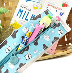 Moongs Milk Carton Pencil Pouch
