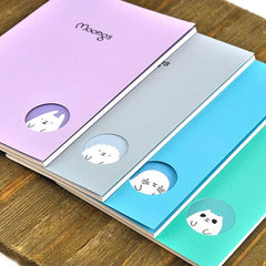 Moongs Mini Notebooks