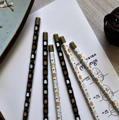 Moongs Wooden Pencil Set