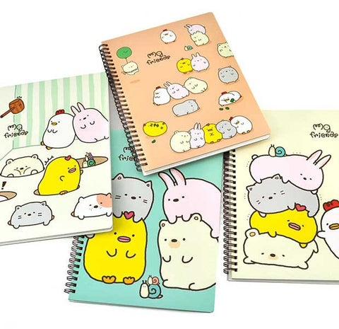 My Little Friend Notebook