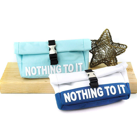 Nothing To It Pencil Pouch
