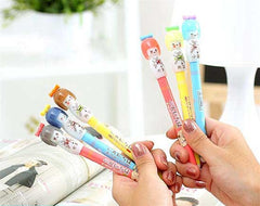 Japanese Doll Gel Pen Collection