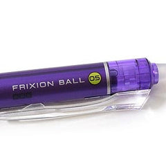 New Pilot FriXion Retractable Erasable Gel Ink Pens