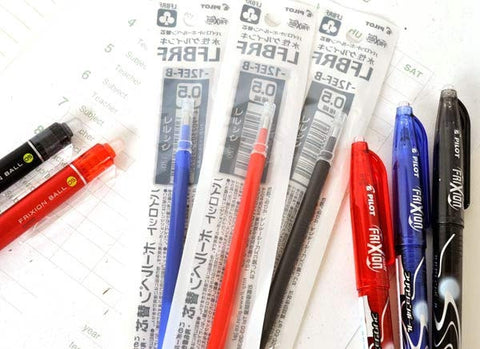 Pilot FriXion Erasable Pen - Refill Cartridge