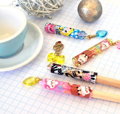 Charmed Pencil Caps