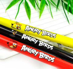 Angry Birds Clip Emblem 0.5 mm Mechanical Pencil