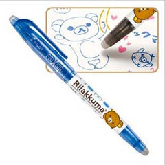 Rilakkuma Pilot FriXion 0.5mm Erasable Gel Pen