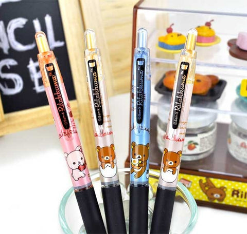 Rilakkuma Egg Kitchen 0.7mm Ballpoint Pens
