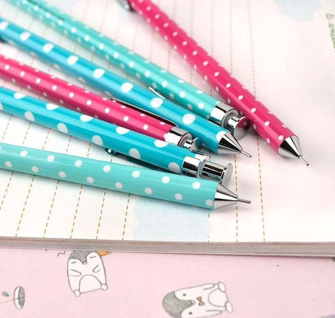 Delightful Dots Mechanical Pencils