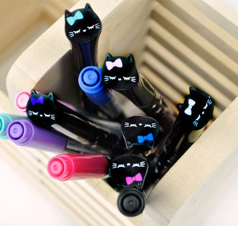 Starlight Cat Double Ended Markers