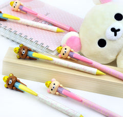 Rilakkuma Pastel 0.5mm Motion Mechanical Pencil