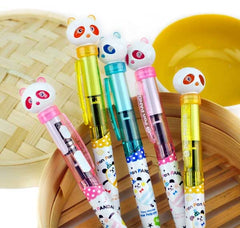 Panda Light Up 0.7mm Ballpoint Pen