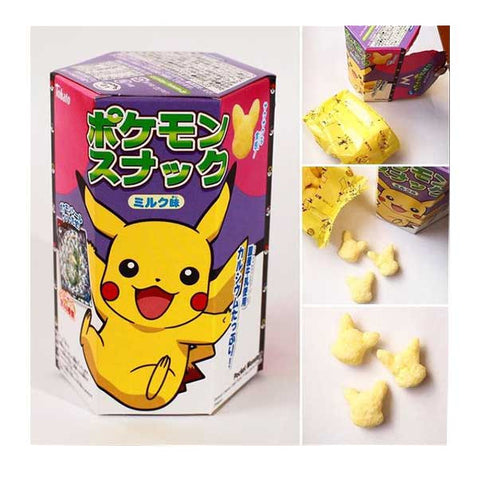Pokemon Snack Pack