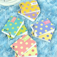 Mini Polka Dot Study Index Cards