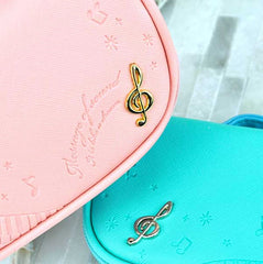 Music Note Pencil Pouch