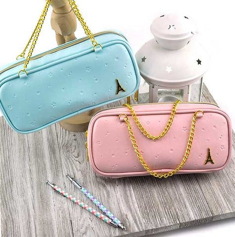 Pastel Purse Pencil Pouch