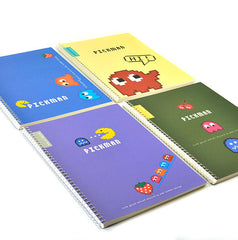 Pickman Spiral Notebook