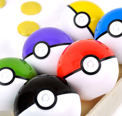 Pokemon Ball Coin Bank