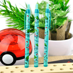 Pokemon 0.5mm Mechanical Pencil-Bulbasaur