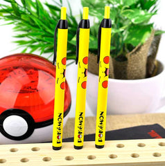 Pokemon 0.5mm Mechanical Pencil-Smiling Face Pikachu