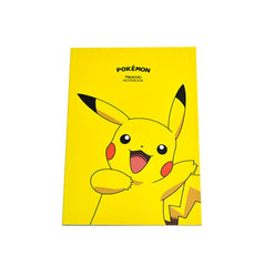 Pokemon Slim Notebook-Pikachu Body