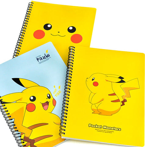 Pokemon Spiral Notebook