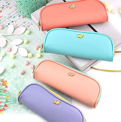 Pastel Poodle Pencil Case