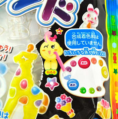 Popin' Cookin' Oekaki Kyan Land Candy Kit