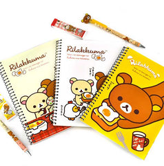 Rilakkuma Breakfast Notebook