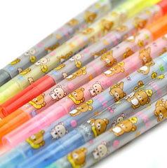 Rilakkuma Double Ended Markers