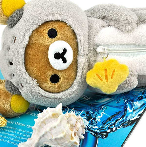 Rilakkuma Otter Costume Pencil Pouch