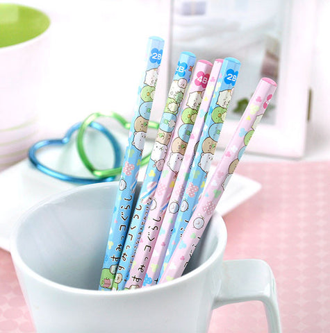 Sumikko Gurashi Clover Wooden Pencil
