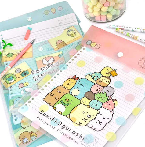 Sumikko Gurashi Envelope Folder