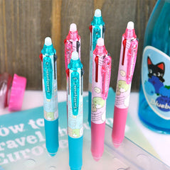 Sumikko Gurashi 3-Color Erasable Pilot Frixion Pen