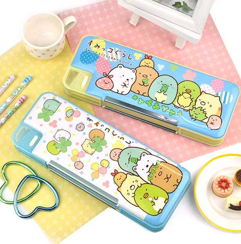 Sumikko Gurashi Clover Deluxe Pencil Box