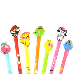 Adorable Animal Gel Pen Feature