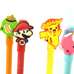 Adorable Animal Gel Pen Detail
