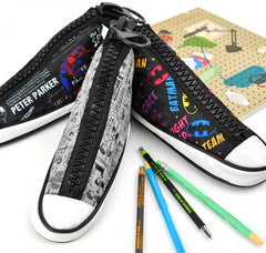 Mega Zipper Sneaker Pencil Case