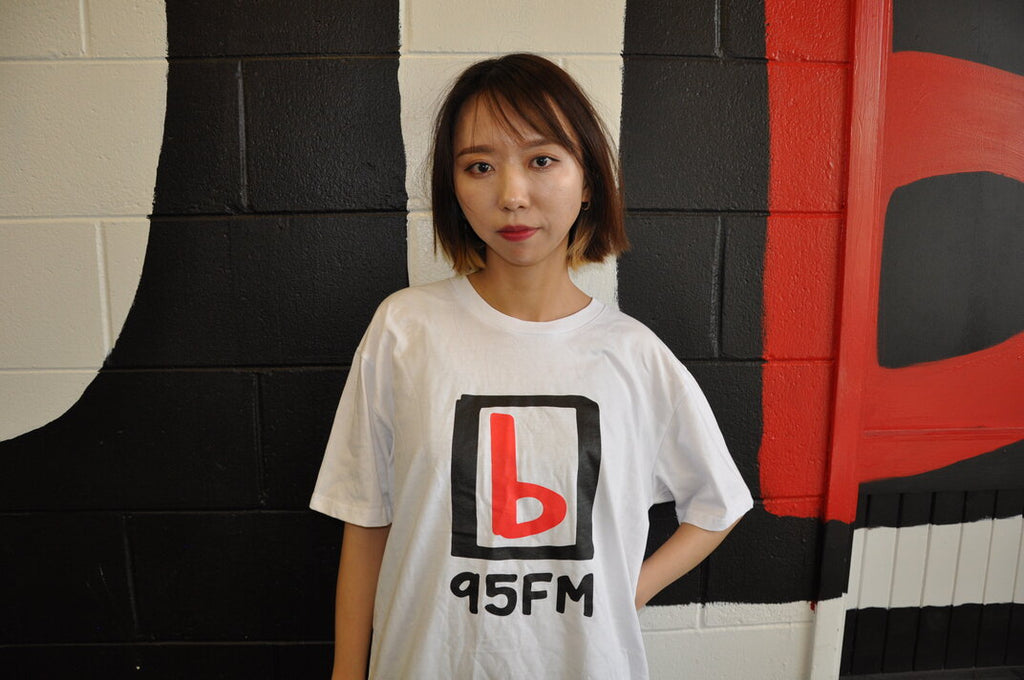 bFM Logo T-Shirt (White)
