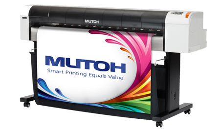 Mutoh RJ900 Maintenance and Common Parts