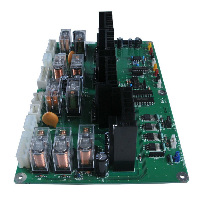 VJ-1204 Heater Relay Board Assy - DF-49661