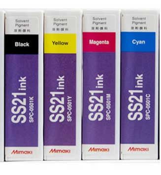 Mimaki SS21 Eco Solvent Ink