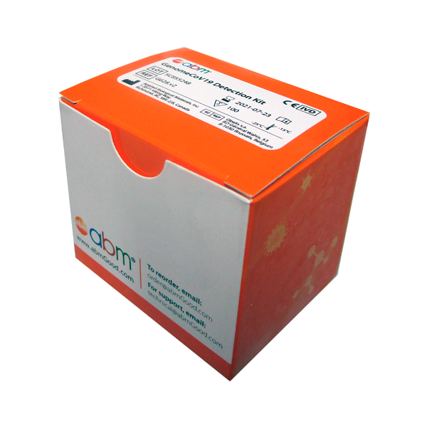 Kit de detección GenomeCoV19. Modelo GENOMECOV-19