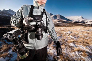 What to Look for in a Camera Chest Harness
