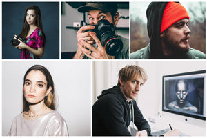 Five Photographers to Follow