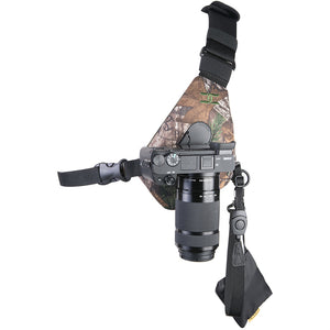 DEMO - Camo Skout - For Camera - Sling Style Harness