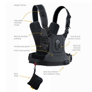CCS G3 Grey Harness-1