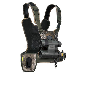 CCS G3 CAMO Binocular & Camera Harness BACK-ORDER ONLY